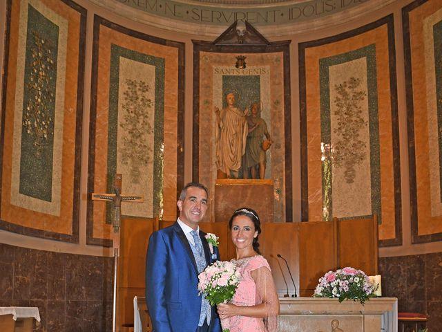 La boda de Miriam y Félix en Vilassar De Dalt, Barcelona 21