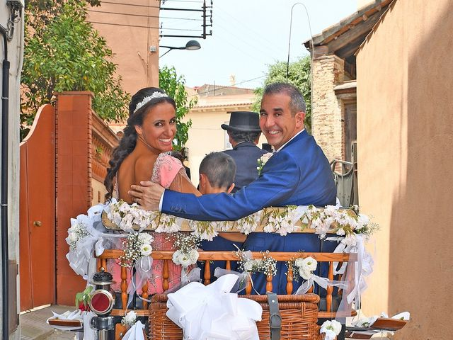 La boda de Miriam y Félix en Vilassar De Dalt, Barcelona 23