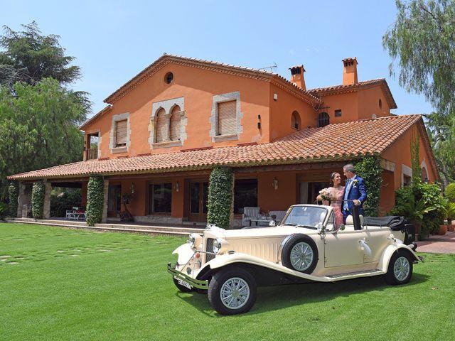 La boda de Miriam y Félix en Vilassar De Dalt, Barcelona 26