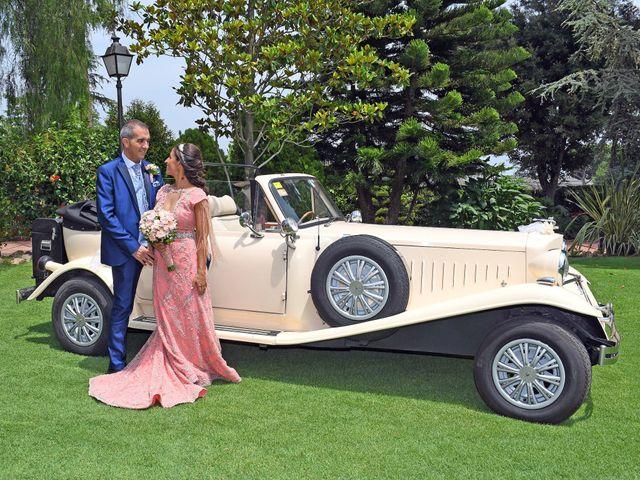 La boda de Miriam y Félix en Vilassar De Dalt, Barcelona 27