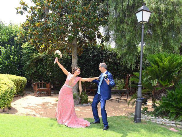 La boda de Miriam y Félix en Vilassar De Dalt, Barcelona 28
