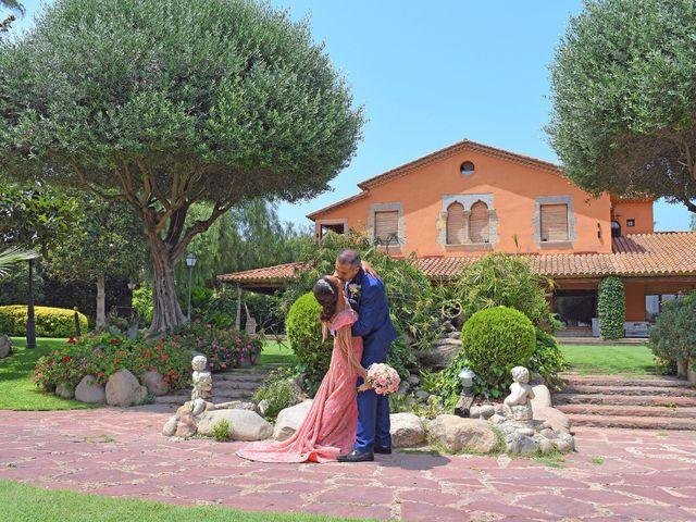La boda de Miriam y Félix en Vilassar De Dalt, Barcelona 30