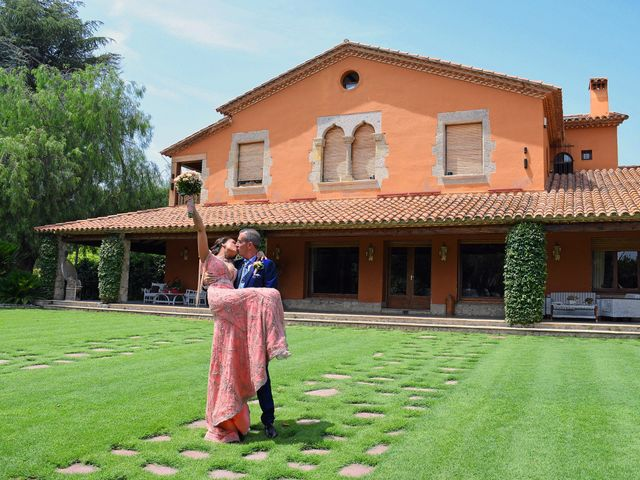 La boda de Miriam y Félix en Vilassar De Dalt, Barcelona 31