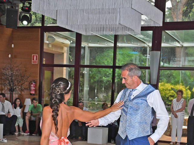 La boda de Miriam y Félix en Vilassar De Dalt, Barcelona 45