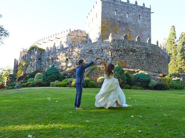 La boda de Roberto y Úrsula en Pontevedra, Pontevedra 1