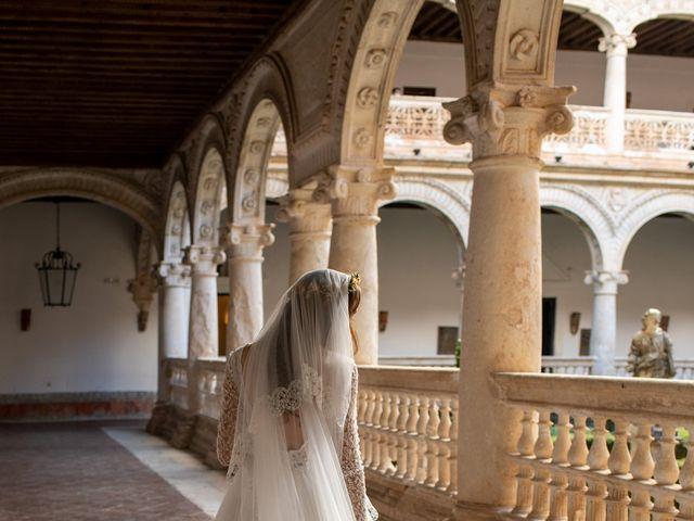 La boda de Daniel y Julia en Lupiana, Guadalajara 3