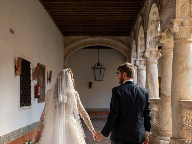 La boda de Daniel y Julia en Lupiana, Guadalajara 4