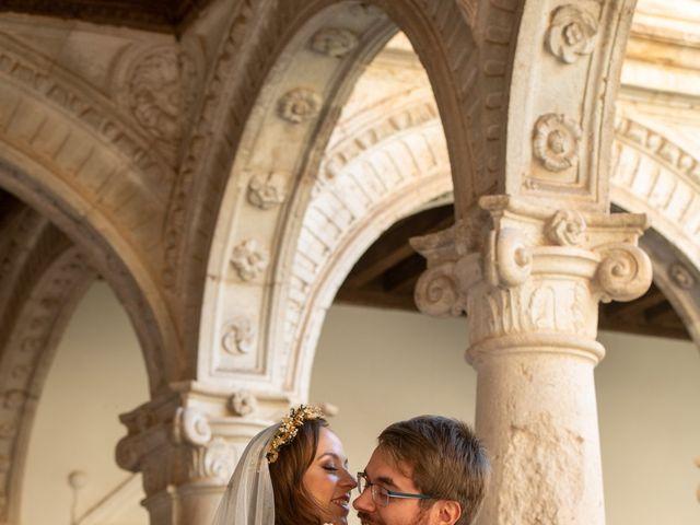 La boda de Daniel y Julia en Lupiana, Guadalajara 6
