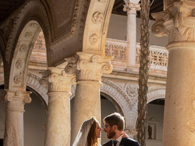 La boda de Daniel y Julia en Lupiana, Guadalajara 7