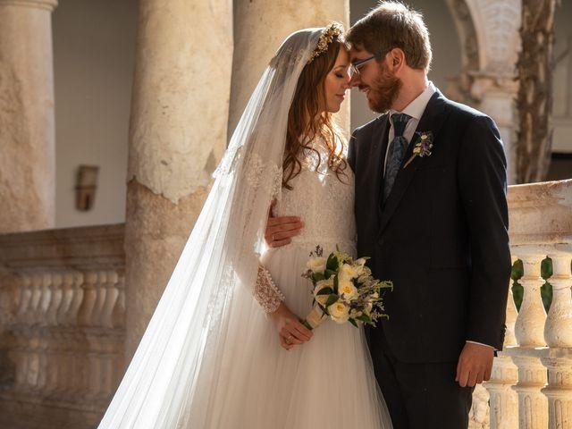 La boda de Daniel y Julia en Lupiana, Guadalajara 1