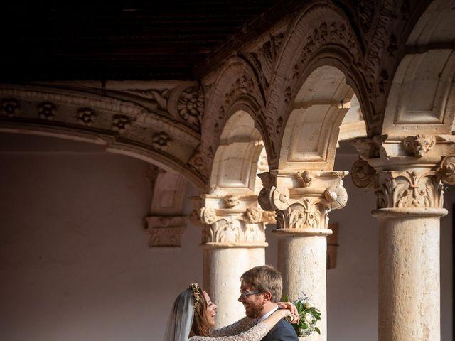 La boda de Daniel y Julia en Lupiana, Guadalajara 9