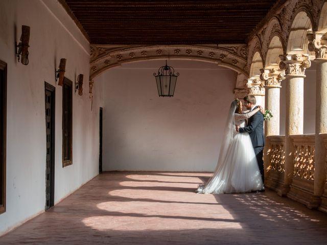La boda de Daniel y Julia en Lupiana, Guadalajara 2