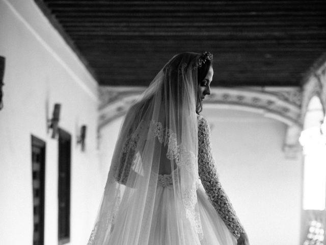 La boda de Daniel y Julia en Lupiana, Guadalajara 11