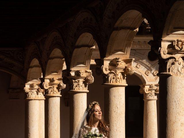 La boda de Daniel y Julia en Lupiana, Guadalajara 12