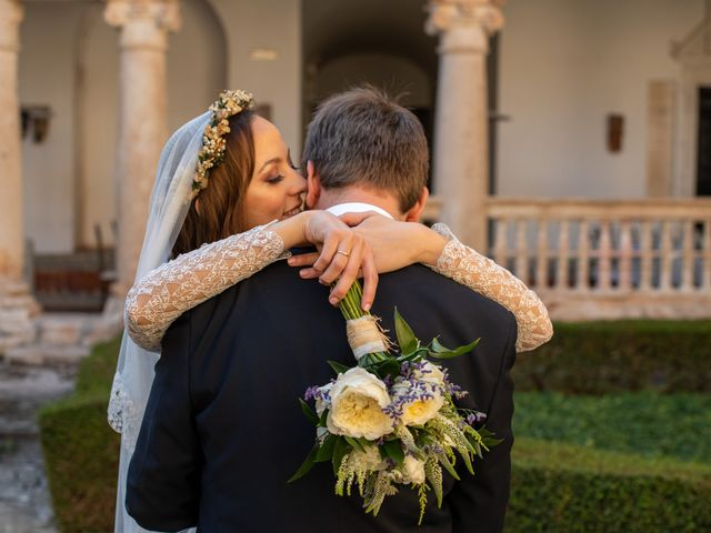 La boda de Daniel y Julia en Lupiana, Guadalajara 14