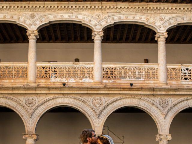 La boda de Daniel y Julia en Lupiana, Guadalajara 15