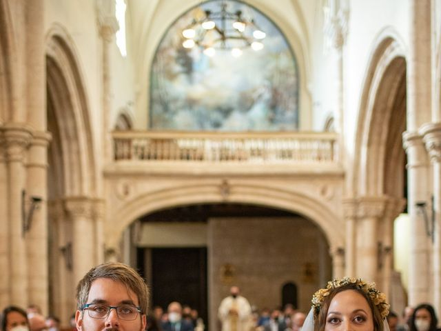 La boda de Daniel y Julia en Lupiana, Guadalajara 22