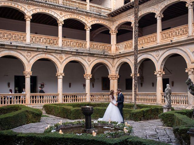 La boda de Daniel y Julia en Lupiana, Guadalajara 25