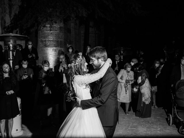 La boda de Daniel y Julia en Lupiana, Guadalajara 29
