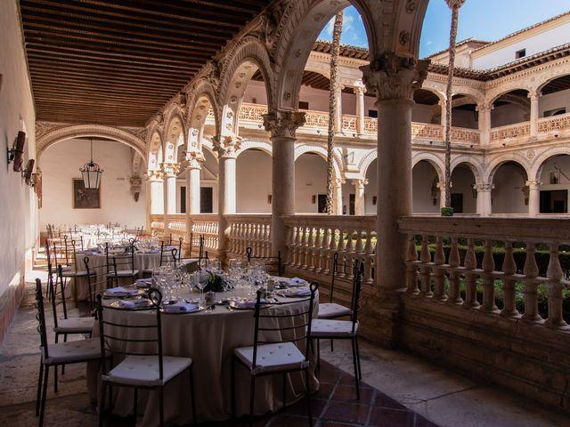 La boda de Daniel y Julia en Lupiana, Guadalajara 33