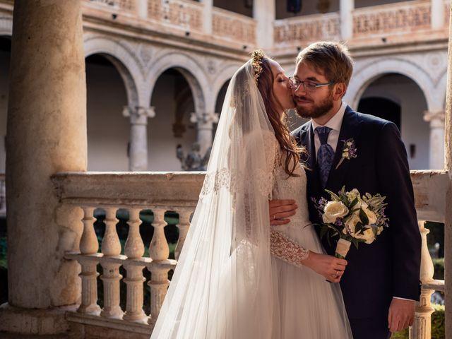 La boda de Daniel y Julia en Lupiana, Guadalajara 34