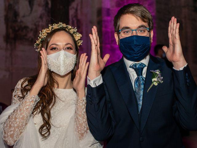 La boda de Daniel y Julia en Lupiana, Guadalajara 35