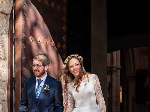 La boda de Daniel y Julia en Lupiana, Guadalajara 36