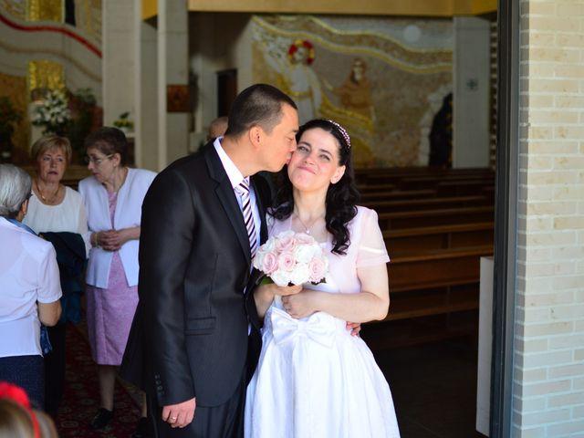 La boda de Wences y Bea en Zaragoza, Zaragoza 12