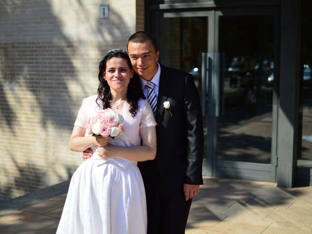 La boda de Bea y Wences