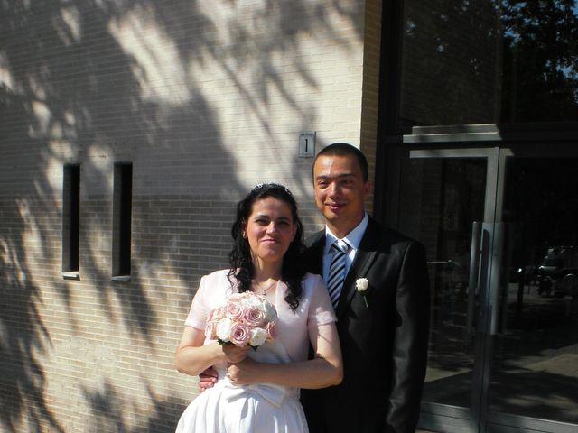 La boda de Wences y Bea en Zaragoza, Zaragoza 14