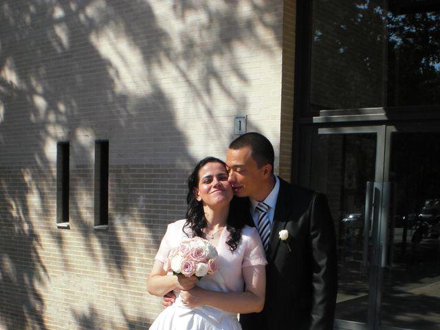 La boda de Wences y Bea en Zaragoza, Zaragoza 15