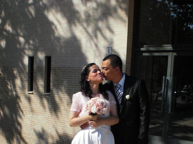 La boda de Wences y Bea en Zaragoza, Zaragoza 16