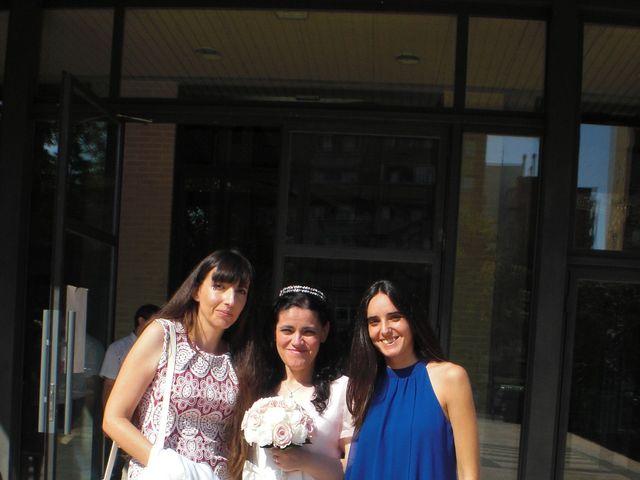 La boda de Wences y Bea en Zaragoza, Zaragoza 17