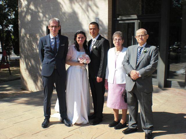 La boda de Wences y Bea en Zaragoza, Zaragoza 18