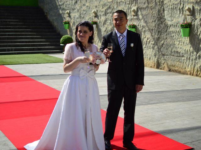 La boda de Wences y Bea en Zaragoza, Zaragoza 25
