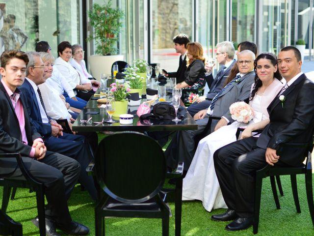 La boda de Wences y Bea en Zaragoza, Zaragoza 27