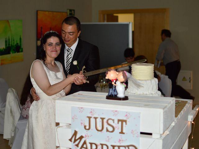 La boda de Wences y Bea en Zaragoza, Zaragoza 33