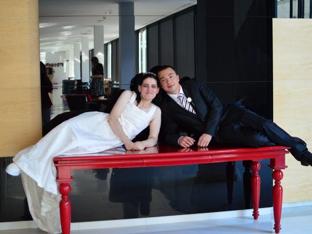 La boda de Wences y Bea en Zaragoza, Zaragoza 37