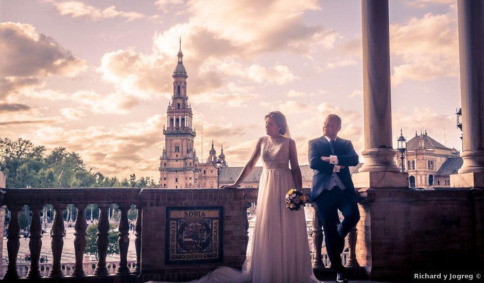 La boda de Raul y Myriam en Sevilla, Sevilla