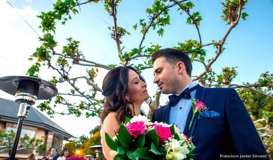La boda de Jose Javier y Rosa en Guadarrama, Madrid