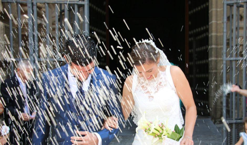 La boda de Alejandro y Marta en Jerez De La Frontera, Cádiz