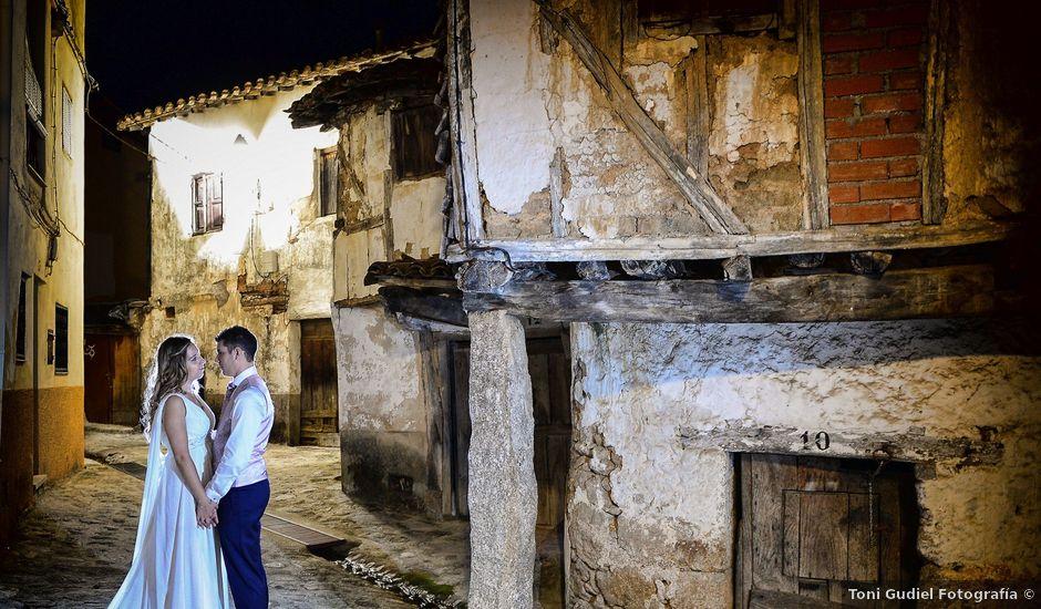 La boda de Soraya y Jorge en Jarandilla, Cáceres