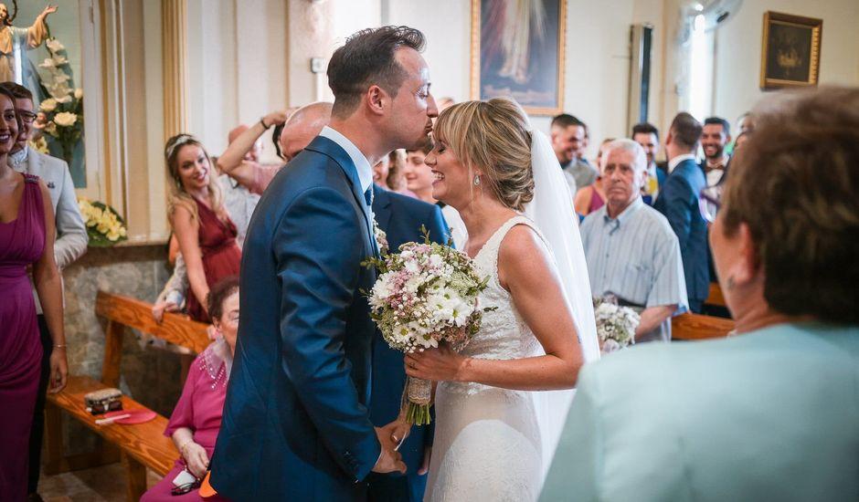La boda de Pedro y Mª Angeles en Elx/elche, Alicante