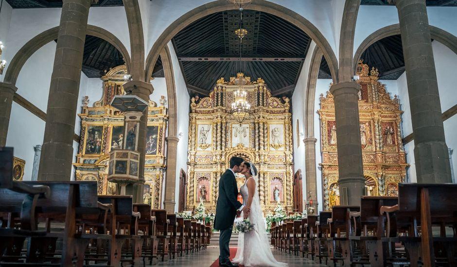La boda de Erica y Gonzalo en Santa Cruz De Tenerife, Santa Cruz de Tenerife
