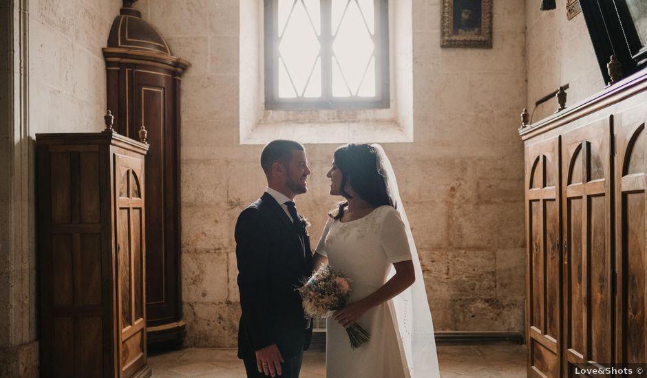 La boda de Paco y Laura en Burgo De Osma, Soria