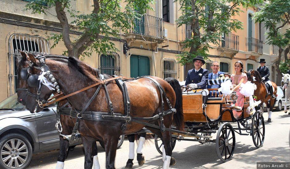 La boda de Miriam y Félix en Vilassar De Dalt, Barcelona