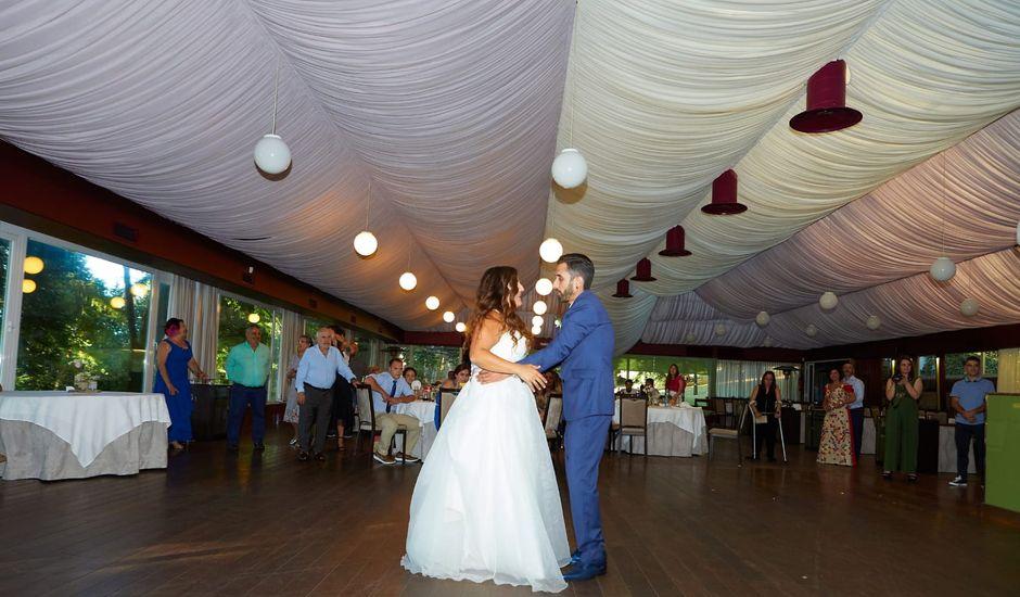 La boda de Roberto y Úrsula en Pontevedra, Pontevedra