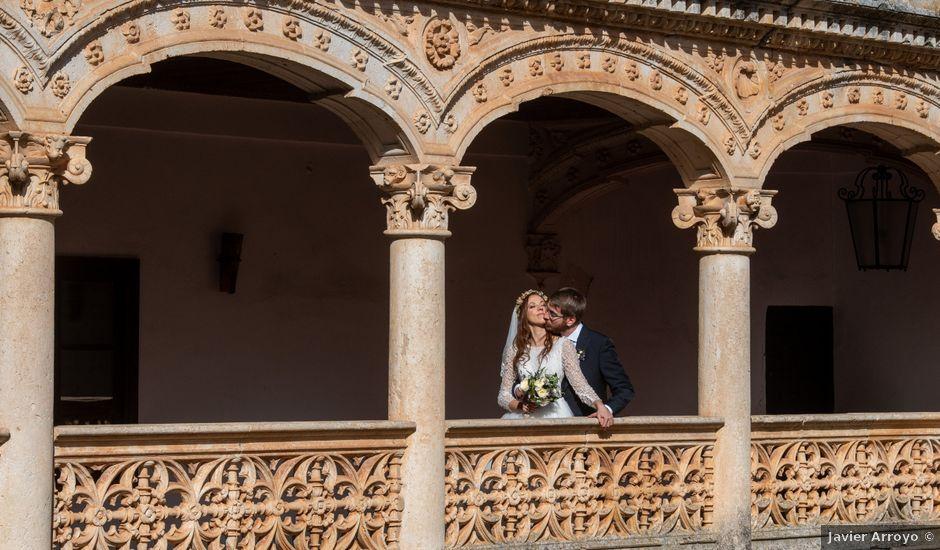 La boda de Daniel y Julia en Lupiana, Guadalajara