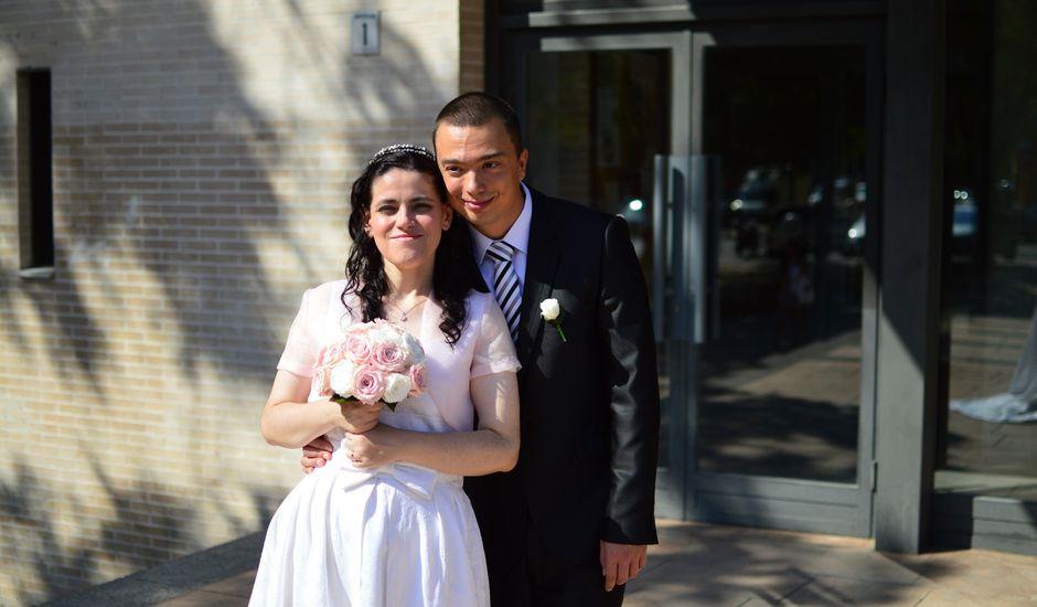 La boda de Wences y Bea en Zaragoza, Zaragoza