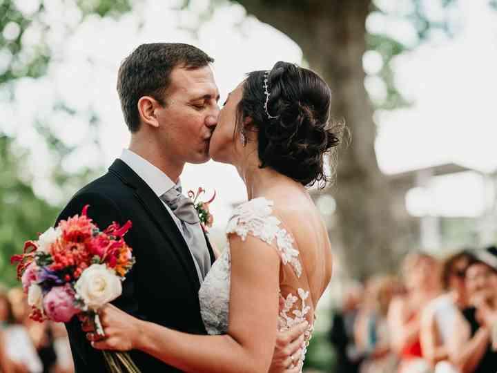 La boda de Chus y Edu